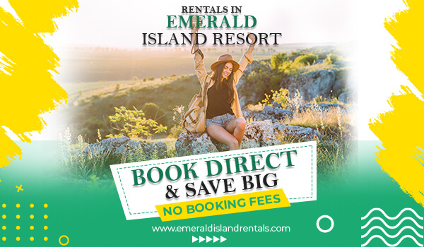 Book Direct and Save Big