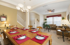 Dory's Magic, Kissimmee private rental villa with 7 bedrooms