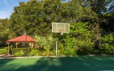 Emerald Island Resort- Basket ball court