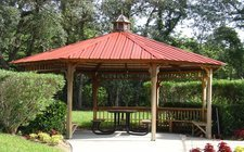 Emerald Island Resort - Gazebo