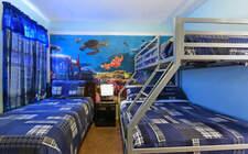 Bedroom #5 (Blue Seas Theme)