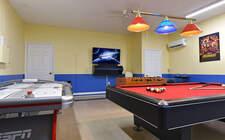 Luxurious and fun gameroom