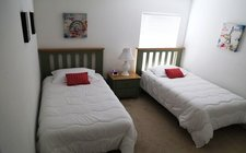 Kids bedroom #2 with two twin beds