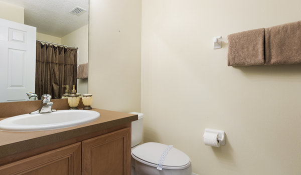First floor private/family bathroom