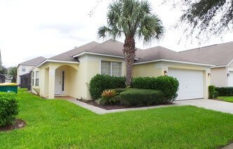 Pluto's Magic, 4 bed rental home close to Disney