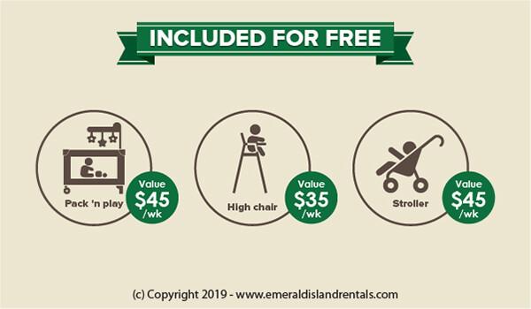 Free amenities