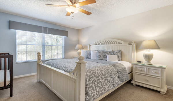 King master Suite #3 - with a king bed, fat-screen TV and more